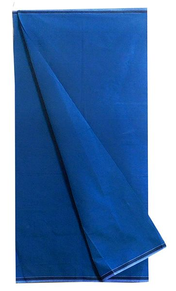 Blue Cotton Lungi
