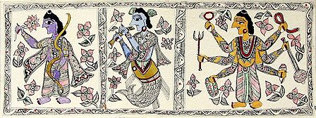 Avataras of Vishnu
