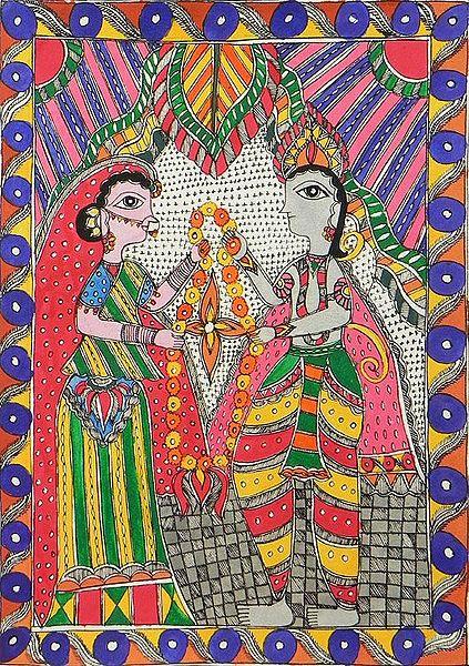 Sita's Swayamvar