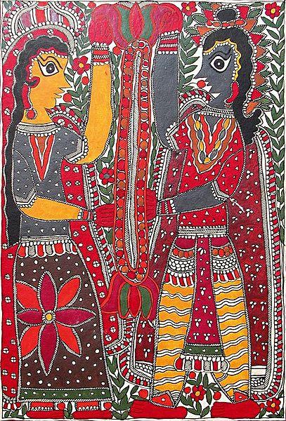 Rama Weds Sita