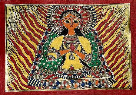Sita's Agnipariksha