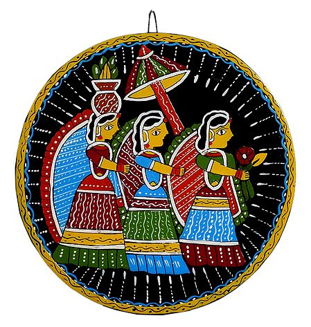 Three Women - Wall Hanging