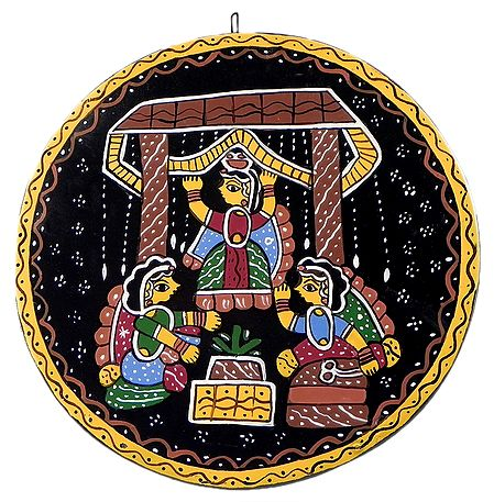 Village Women - Wall Hanging