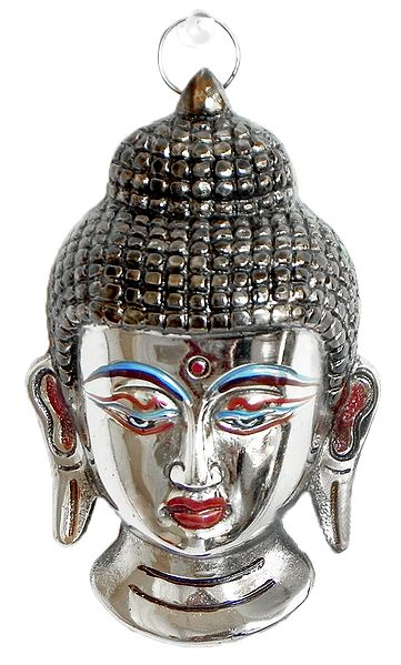 Face of Buddha - Wall Hanging