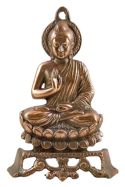 Lord Buddha - Wall Hanging Cum-Stand