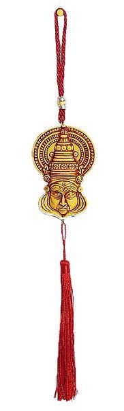 Face of Kathakali - Car Hanging