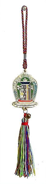 Divya Mantra and Kaalchakra Lucky Charms - Car Hanging