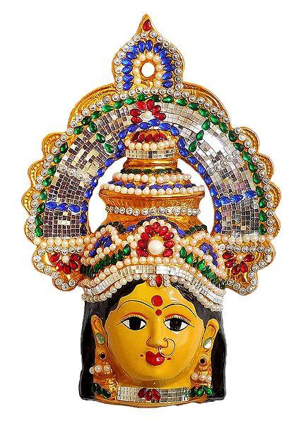 Devi Kanyakumari - Wall Hanging