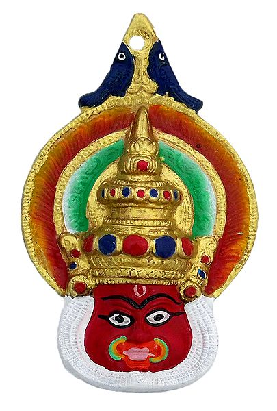 Kathakali Face - Wall Hanging