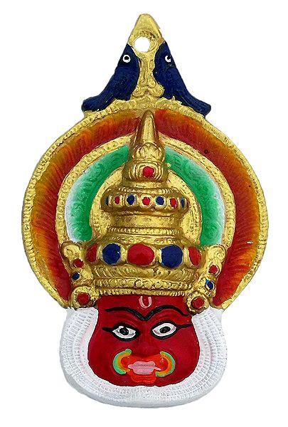Kathakali Face - Wall Hanging