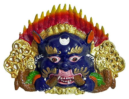 Kirtimukha - Wall Hanging Mask