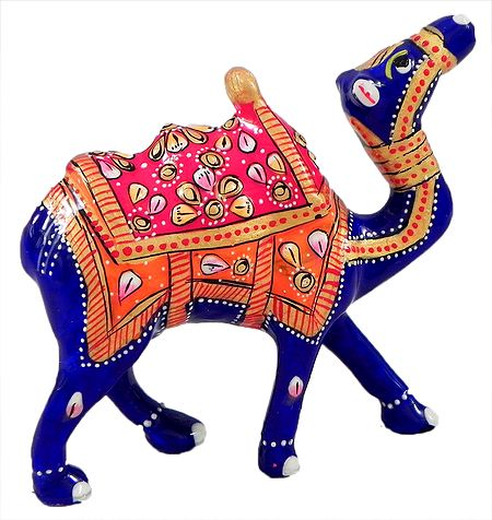 Colorful Laquered Camel