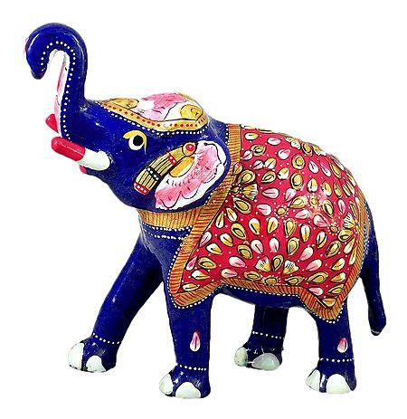 Colorful Royal Elephant