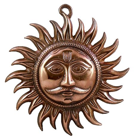 Sun God - Wall Hanging