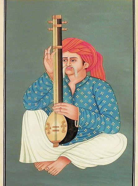 Rajput Musician