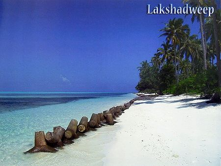 Agatti Beach, Lakshadweep, India