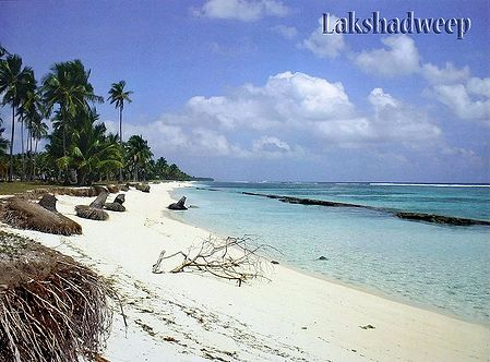 Agatti Island, Lakshadweep, India