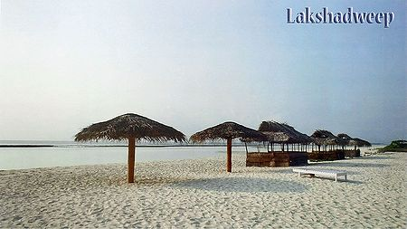 Bangaram Island Beach, Lakshadweep, India