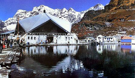 Hemkund Saheb, Uttarakhand, India - Photo by Dhirendra Singh Bisht
