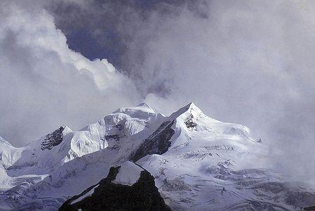 Lamchir Peak, Uttarakhand, India - Photo by Anup Sah