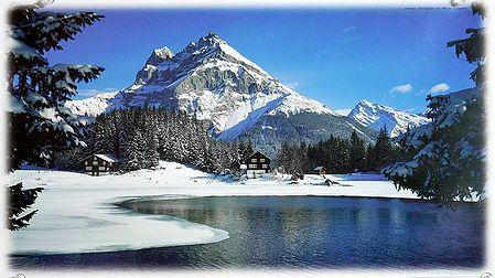 Arnisee Lake in Windgallen - Switzerland - Photo by S.Eigstler