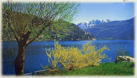 Lake Lugano - Switzerland - Photo by S.Eigstler