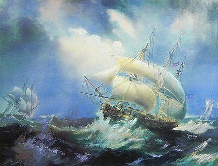 A British Voyager