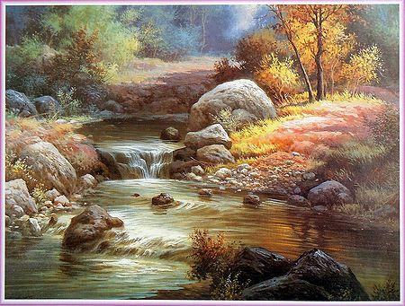 Quiet Flows the Stream