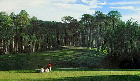 Golf Course, Ranikhet - Uttarakhand, India - Photo by Dhirendra Singh Bisht