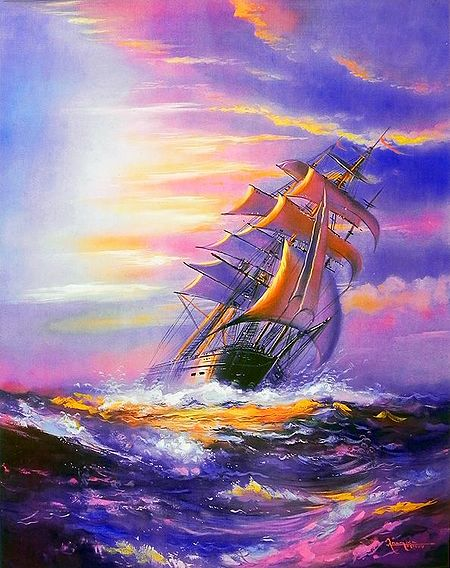Battling the High Seas