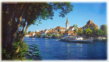 Diessenhofen - Switzerland - Photo by S.Eigstler