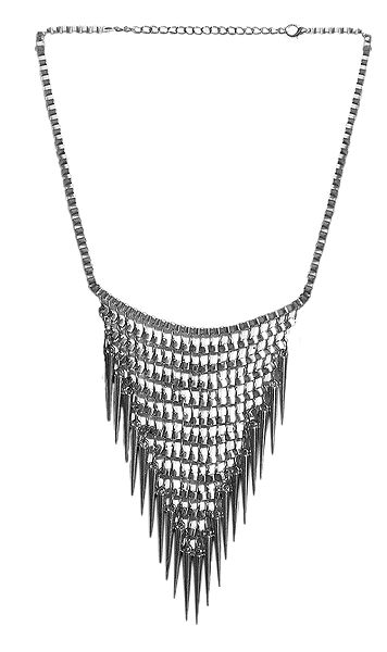 Jhalar Metal Necklace
