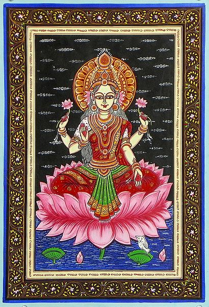 Devi Lakshmi - Goddess of Wealth
