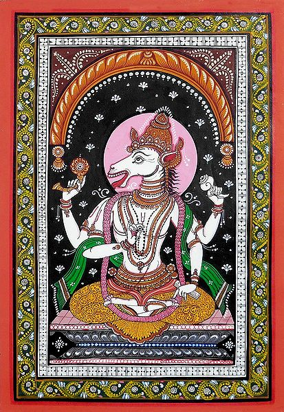 Varaha Avatar - 3rd Incarnation of Lord Vishnu