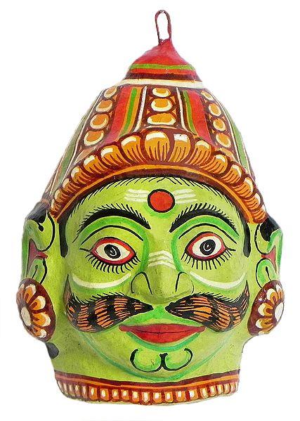 Ravana Mask - Wall Hanging