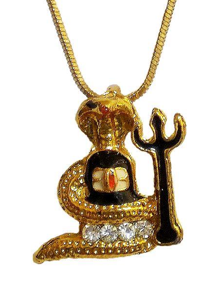 Shivalinga Pendant