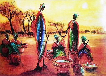African Nomads