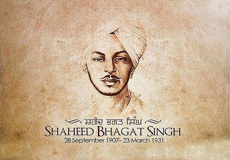 Shaheed Bhagat Singh - Freedom Fighter