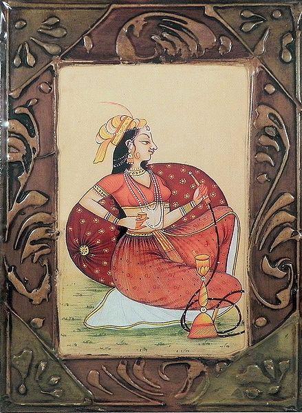 Noorjahan - Wall Hanging