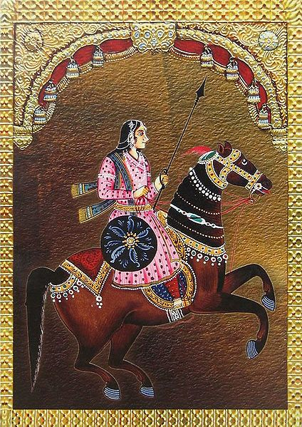 Queen Lakshmibai
