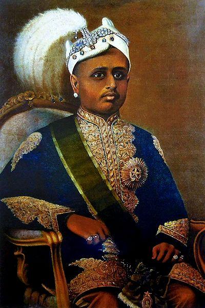Maharaja Moolam Thirumal Rama Varma