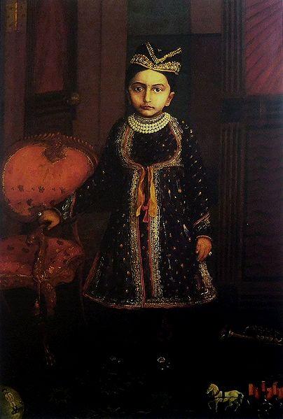 Princess Putla Raje