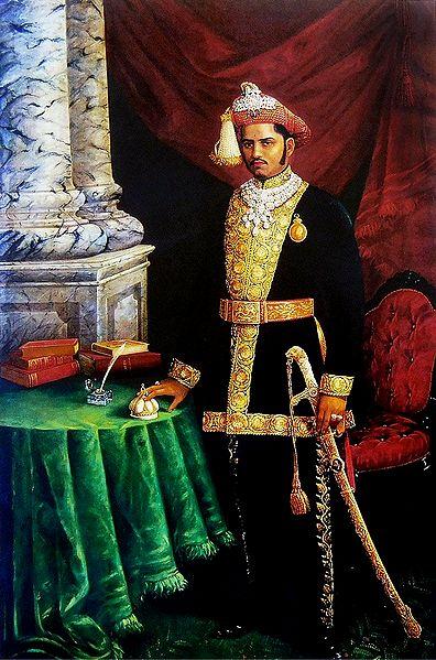 Maharaja Sayaji Rao