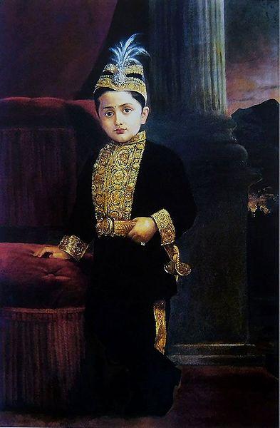 Maharaja Fateh Singh