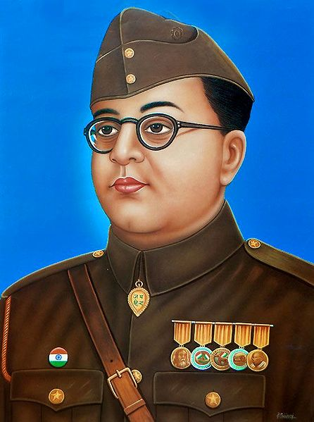 Netaji Subhas Chandra Bose - Indian Freedom Fighter
