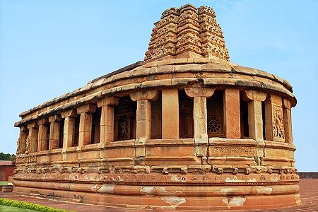 Durga Temple, Aihole - Karnataka, India