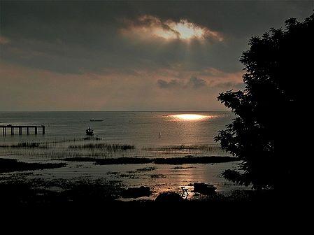 Divinity Bestowed - Chilka Lake, Orissa, India