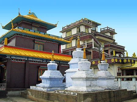 Dichen Choling Gompa - South Sikkim, India