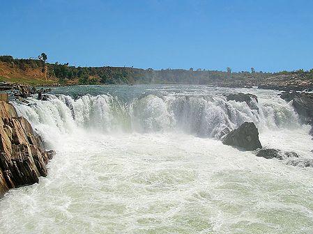 Dhuandhar Falls - Jabalpur, Madhya Pradesh, India