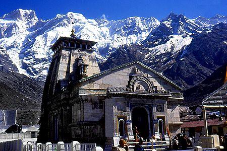 Kedarnath Temple - Garhwal, India